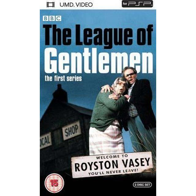 The League of Gentlemen [UMD Mini for PSP] [1999]
